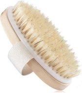 Dry Brushing Huidborstel