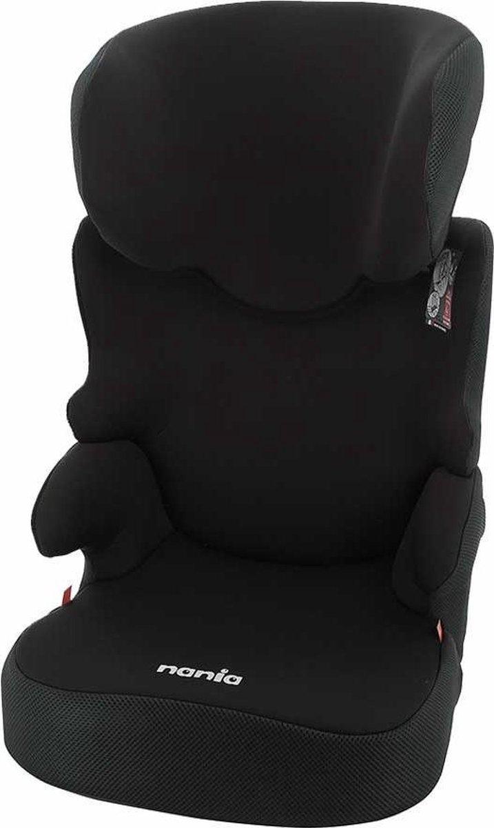 Nania autostoel Befix - Eco Zwart (15 tot 36 kg)