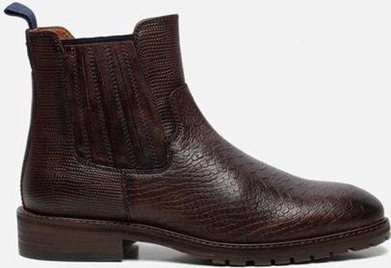 Australian Fabrizio chelsea boots bruin - Maat 45