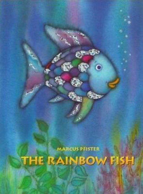 Boek cover Rainbow Fish van Marcus Pfister (Paperback)