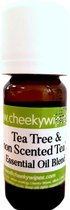 Cheeky Wipes Tea tree & Lemon scented essential olie