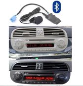 Fiat - 500 - Bluetooth - Audio - Streaming - AD2P - Adapter - Blue And Me - 500C - Cabrio - Abarth