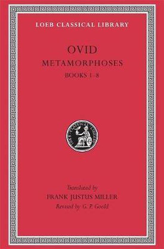 Boek cover Metamorphoses, Volume I van Ovid (Hardcover)