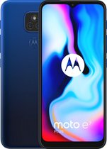 Motorola Moto E7 Plus - 64GB - Misty blue