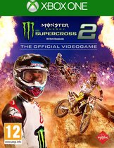 Monster Energy Supercross 2 /Xbox One