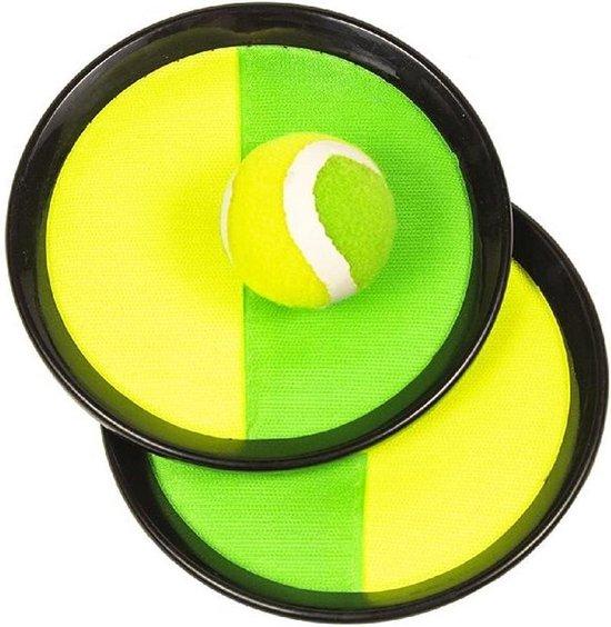 Afbeelding van het spel Summertime Catch Ball 3-delig Assorti