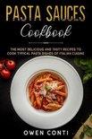 Pasta Sauces Cookbook