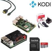 Raspberry Pi 4 Model B 4GB Kodi Kit