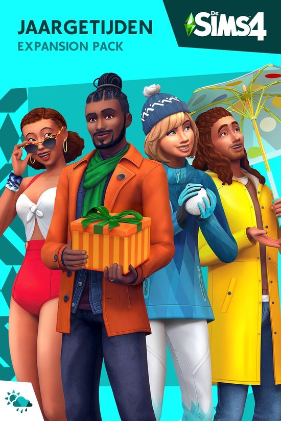 Bol Com The Sims 4 Jaargetijden Expansion Pack Windows Mac Code In Box