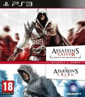 Assassin's Creed 1 & 2 (Double Pack)