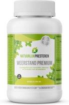 Natuurlijk Presteren Weerstand Premium - Echinacea, Andrographis, Ginseng en vitaminen 90 CAPS