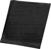 50 vellen zwart A4 hobby papier - Hobbymateriaal - Knutselen met papier - Knutselpapier