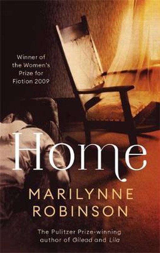 Boek cover Home van Marilynne Robinson (Paperback)