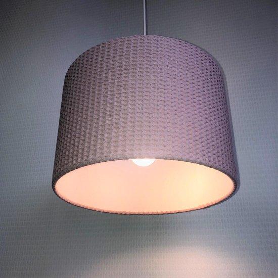 Lamp Babykamer Oud Roze Wafel - Babylamp Roze - Meisjes Babykamer Lamp - Land of Kids Kinderlampen