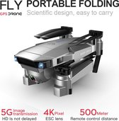 SG907 Smart Drone – 4K Dual Camera Wide Angle – 50x Zoom -  5G Wifi FPV – 36 Minuten Vliegtijd