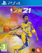 NBA 2K21 - Mamba Forever Edition - PS4