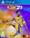 NBA 2K21 - Mamba Forever Edition - PS4
