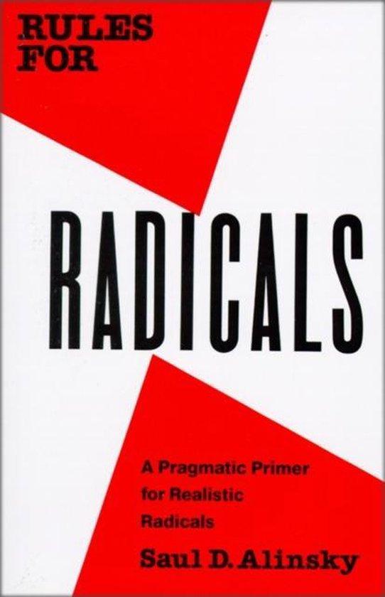 Boek cover Rules for Radicals van Saul Alinsky (Paperback)