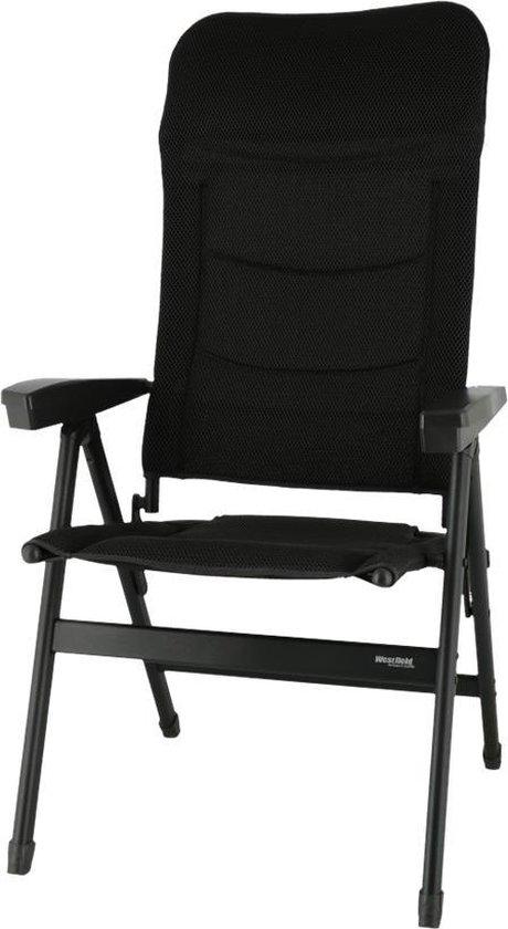 Westfield stoelen comfortabele en stabiele campingstoelen