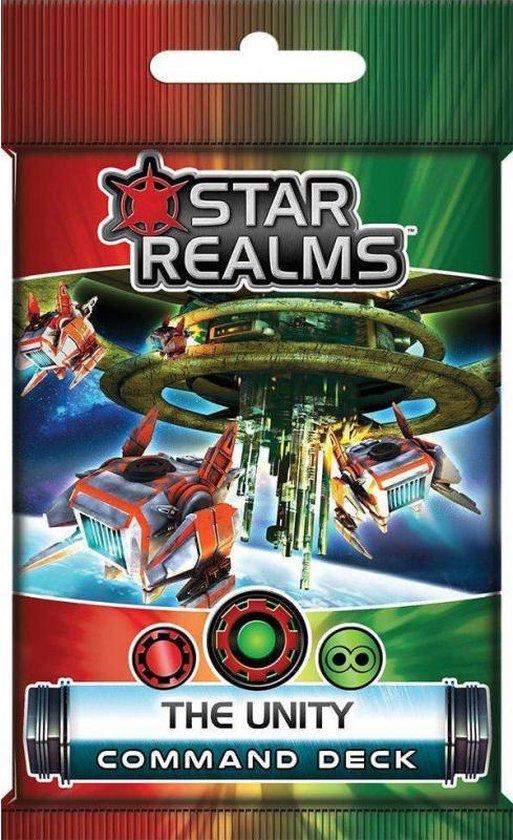 Afbeelding van het spel Star Realms Command Deck The Unity