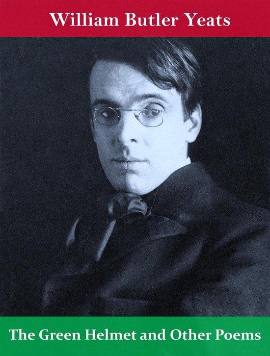 Boek cover The Green Helmet and Other Poems van William Butler Yeats (Onbekend)
