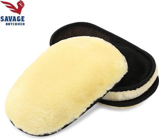Autowas handschoen - Autowas spons - Washandschoen auto - Washing mitt - Carwashing mitt