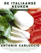 Boek cover Italiaanse Keuken van A. Carluccio