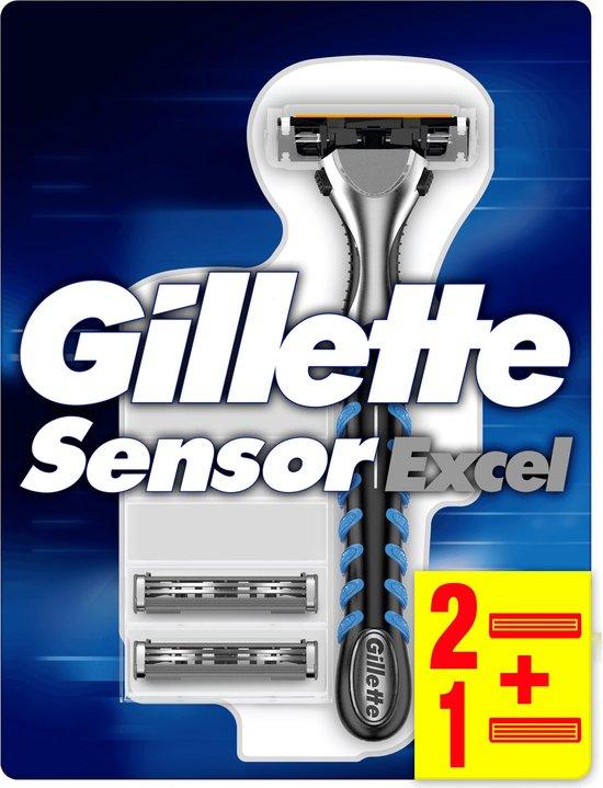 Gillette Sensor Excel ScheTMRersysteem