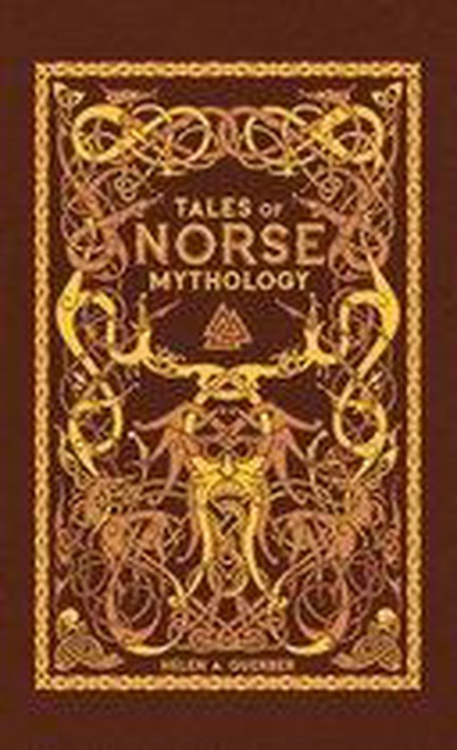 Boek cover Tales of Norse Mythology (Barnes & Noble Omnibus Leatherbound Classics) van H.A. Guerber (Hardcover)