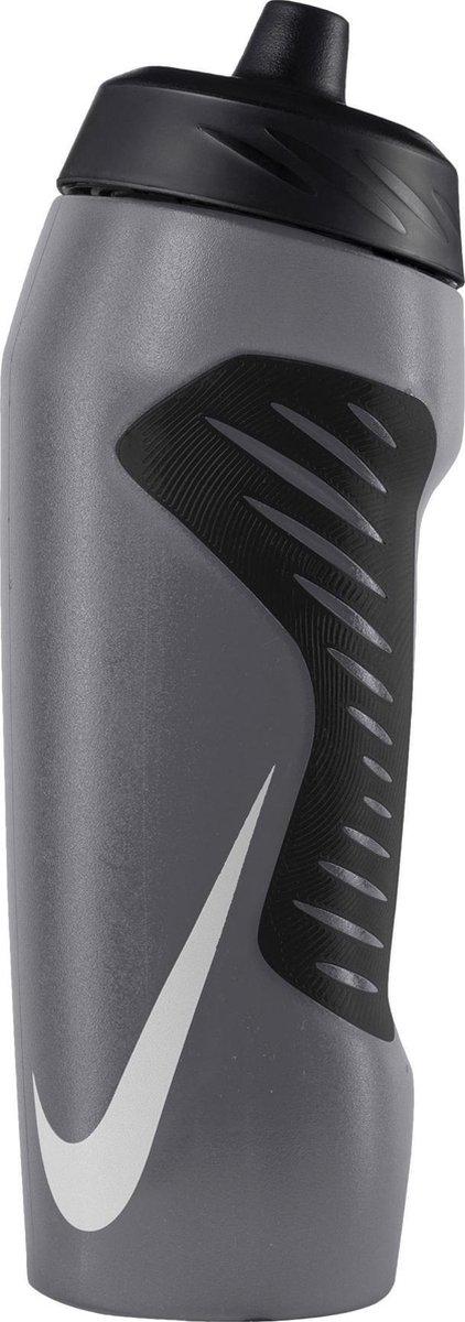 Nike Bidon - grijs/zwart/wit