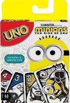 Mattel Games UNO Minions 2