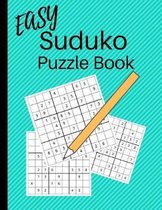 Easy Sudoku Puzzle Book: Large 8.5 X 11 Sudoku for Beginners Adult and Kids