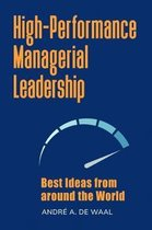 High Performance Managerial Leadership