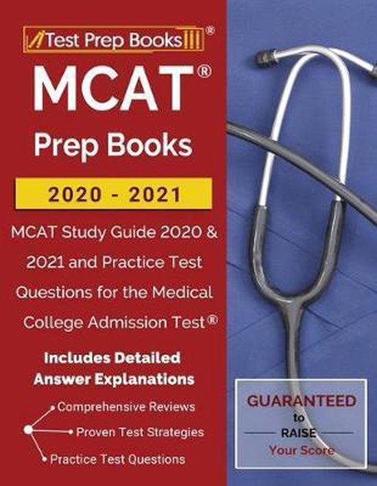 MCAT Prep Books 2020-2021