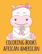 coloring books african american