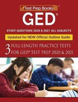 Ged Study Questions 2020 & 2021 All Subjects