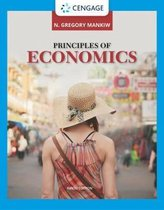 Boek cover Principles of Economics van University N Gregory Mankiw