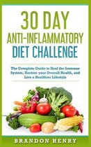 30 Day Anti- Inflammatory Challenge