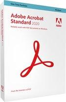 Adobe Acrobat 2020 Standard  - Nederlands / Engels / Frans - Windows download