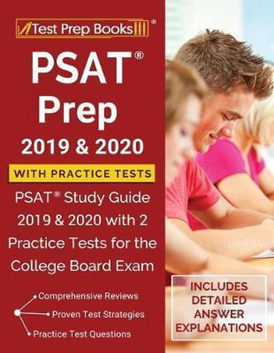 PSAT Prep 2019 & 2020 with Practice Tests