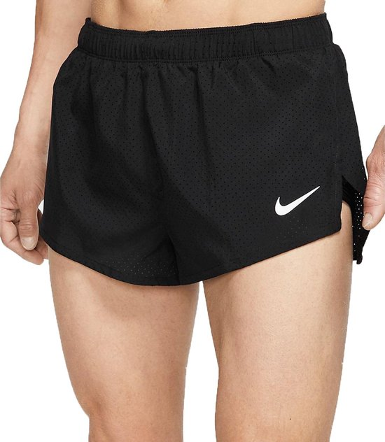 Nike Sportbroek - Maat L  - Mannen - zwart