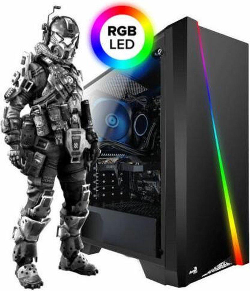 Ultra Game PC – GeForce GTX 1660 – AMD Ryzen 5