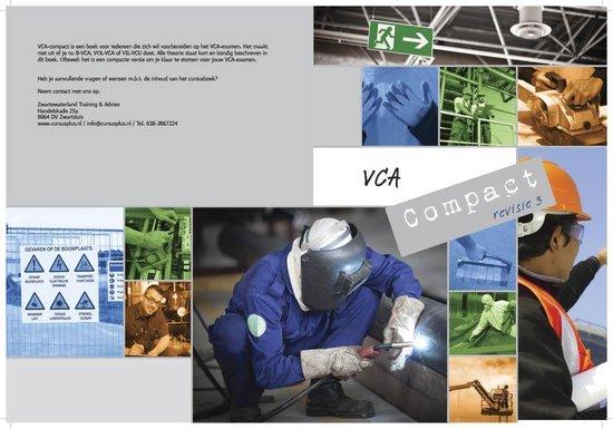 Boek cover Boek VCA basisveiligheid van Cursusplus.nl / Zwartewaterland  (Paperback)