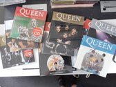 Queen 24 x boek+CD