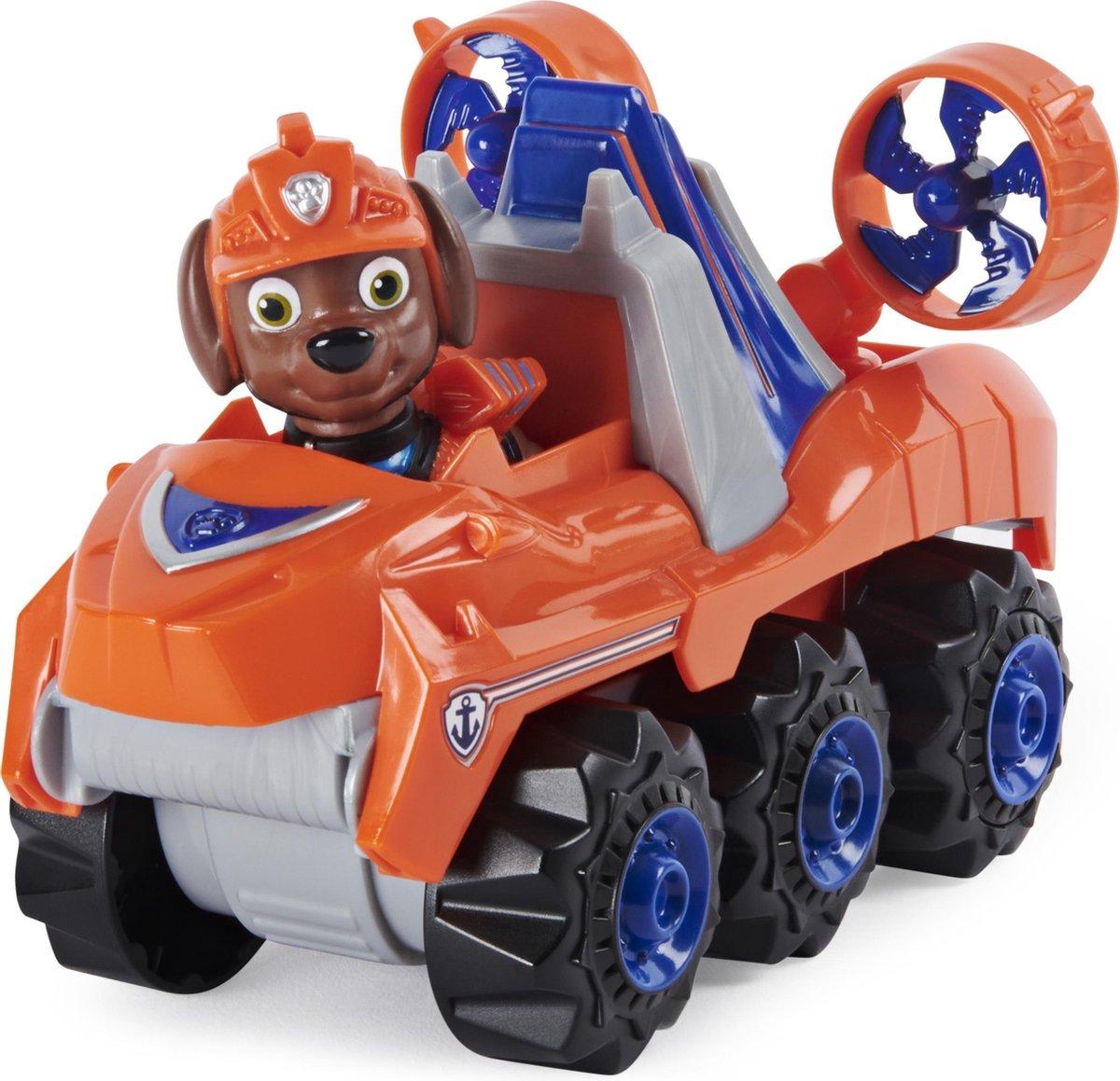 PAW Patrol Dino Rescue - voertuig met Zuma