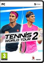 Tennis World Tour 2 - PC