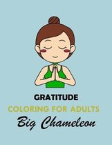 Gratitude Coloring Book for Adults