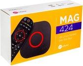 Infomir MAG 424 4K UHD IPTV ontvanger