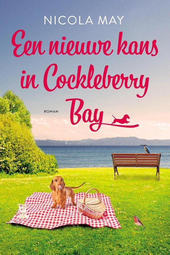 Boek cover Cockleberry Bay Serie 3 - Een nieuwe kans in Cockleberry Bay van Nicola May (Onbekend)
