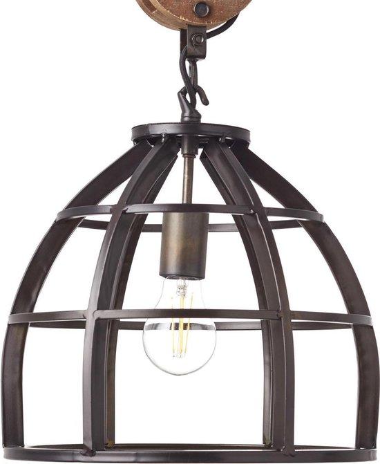 Brilliant MATRIX 2 Hanglamp E27 Zwart